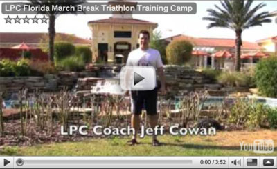 LPC Florida Triathlon Camp